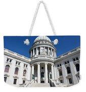 Madison Capitol Building Weekender Tote Bag
