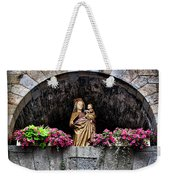 Madonna And Child Arch Weekender Tote Bag