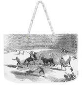 Madrid: Bullfight, 1846 Weekender Tote Bag