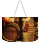 Madrid Food And Wine Still Life II Weekender Tote Bag