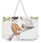 Magazine: Life, 1903 Weekender Tote Bag