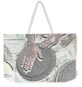 Magic Hands Weekender Tote Bag