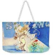 Magic Of Spring Weekender Tote Bag