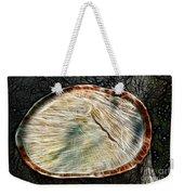 Magical Tree Stump Weekender Tote Bag