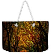 Magick Mall Weekender Tote Bag by Chris Lord
