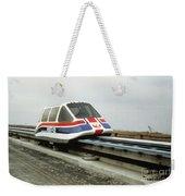 Magnetic Levitation Train Weekender Tote Bag