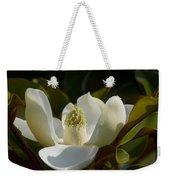 Magnificent Alabama Magnolia Blossom Weekender Tote Bag
