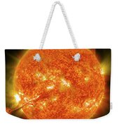 Magnificent Coronal Mass Ejection Weekender Tote Bag