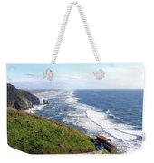 Magnificent Oregon Coast Weekender Tote Bag