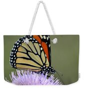 Magnificient Monarch Weekender Tote Bag