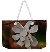 Magnolia Bloom Weekender Tote Bag