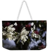 Magnolia Blossoms. Weekender Tote Bag