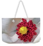 Magnolia Sieboldiana Closeup Weekender Tote Bag