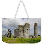 Magpie Mine - Sheldon In Derbyshire Weekender Tote Bag