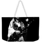 Mahogany Rush 4-14-78 Weekender Tote Bag