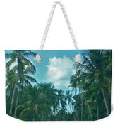 Mail Delivery In Paradise Weekender Tote Bag
