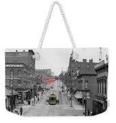 Main Street America Weekender Tote Bag