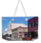 Main Street In Silver City Nm Weekender Tote Bag
