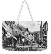 Mainstreet Burke Ghost Town - Idaho Weekender Tote Bag
