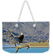 Majestic Eagle Weekender Tote Bag