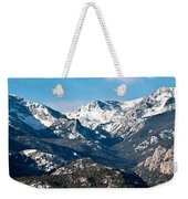 Majestic Rockies Weekender Tote Bag