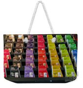 Make Your Choice. All Colors All Tastes. Weekender Tote Bag