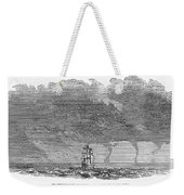 Malacca: Waterspouts Weekender Tote Bag