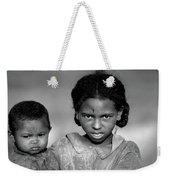 Malagasy Children Weekender Tote Bag