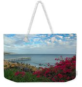 Malibu Beauty Weekender Tote Bag