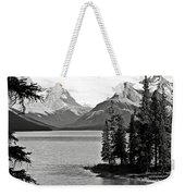 Maligne Lake Weekender Tote Bag