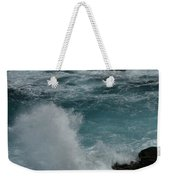 Maliko Point Maui Hawaii Weekender Tote Bag
