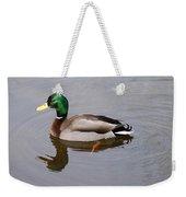 Mallard 1 Weekender Tote Bag