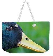 Mallard Masterpiece Weekender Tote Bag