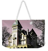 Mallory-neely Victorian Village Memphis Weekender Tote Bag