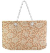 Mallow Wallpaper Design Weekender Tote Bag
