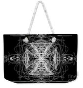Maltese Cross Weekender Tote Bag
