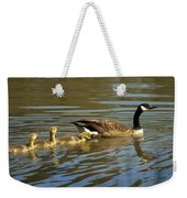 Mama Honker And Goslings Weekender Tote Bag