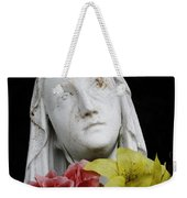 Mama Mary Weekender Tote Bag