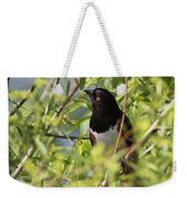Man Of The Willows Weekender Tote Bag
