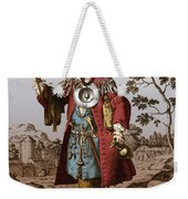 Man With Surgical Equipment Weekender Tote Bag