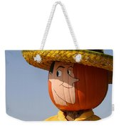 Man With The Yellow Hat Weekender Tote Bag