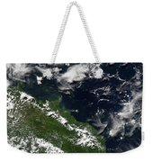 Manam Island, Papua New Guinea Weekender Tote Bag