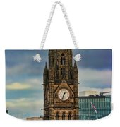 Manchester Town Hall Weekender Tote Bag