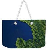 Mangrove Rhizophoraceae Stand, Bocas Weekender Tote Bag