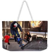 Manhattan Bmx Weekender Tote Bag