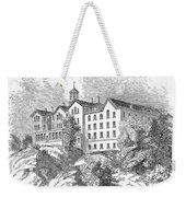 Manhattan College, 1868 Weekender Tote Bag