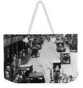 Manilla - Philippine Islands - Escolta Street Scene - C 1901 Weekender Tote Bag