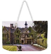 Manor House At Castle Combe  Weekender Tote Bag