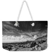 Manorbier Rocks Weekender Tote Bag