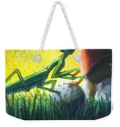 All Players Great And Small - Mantis Weekender Tote Bag